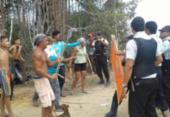 Nove pessoas são presas por ataque a empresa no Sul da Bahia | Foto: ataque, veracel, grupo, prisao, policia