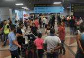 Aeroporto de Salvador cresce 18,8% em tráfego de passageiros internacionais | Foto: Felipe Iruatã | Ag. A TARDE