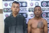 Suspeitos de matar rival do tráfico são presos em Ribeira de Pombal | Foto: Divulgação | SSP