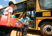 Alunos de Conquista seguem sem aulas por problemas em licitação | Foto: Joa Souza | Ag. A TARDE