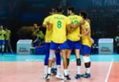 Seleção masculina perde de novo para a Polônia e fecha Liga das Nações em quarto | Foto: Divulgação FIVB