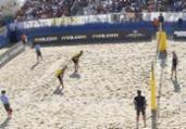 Vôlei de Praia: Brasil segue luta por vagas olímpicas | Divulgação l FIVB