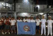 Após dois dias, pescadores são resgatados | Divulgação | Marinha do Brasil
