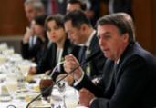 Bolsonaro: Falar que passa-se fome no Brasil é mentira | Marcos Correa | AFP