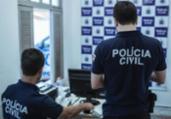 Suspeitos de difamar mulheres são investigados na Bahia | Divulgação | Polícia Civil