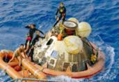 Brasil comemora chegada do homem à Lua   Reprodução   Nasa