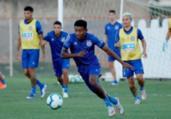 Bahia enfrenta o Grêmio em busca de semifinal inédita   Felipe Oliveira   EC Bahia