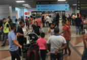 Aeroporto cresce 18,8% em tráfego internacional | Felipe Iruatã | Ag. A TARDE