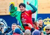 Medina bate Ítalo Ferreira e vence etapa do mundial | Divulgação | WSL