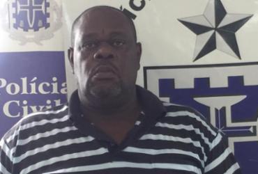 Segurança é preso por estuprar e engravidar adolescente | Divulgação | Polícia Civil
