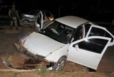 Acidente envolvendo quatro veículos deixa seis feridos na BR-020 | Reprodução | Mais Oeste