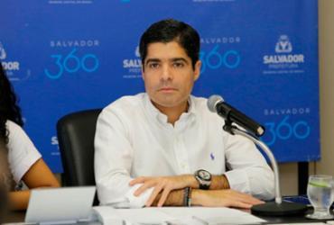 ACM Neto autoriza requalificação de via em São Marcos | Gilberto Junior | Ag. A Tarde