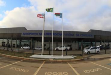 Novo aeroporto de Vitória da Conquista será inaugurado na terça-feira (23)