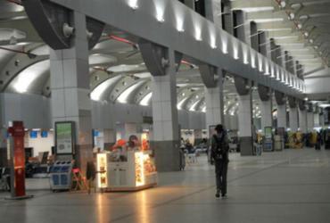 Fornecimento de energia no aeroporto de Salvador será suspenso | Felipe Iruatã | Ag. A Tarde