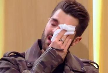 Alok se emociona ao lembrar morte de tio: 'Todos nós vamos um dia' | Reprodução de 'Tamanho Família' l Rede Globo