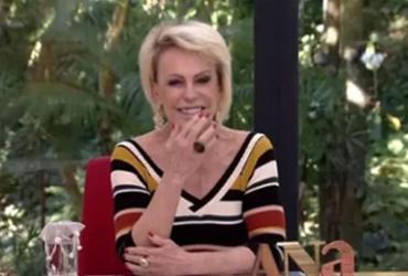 Ana Maria Braga é criticada após piada envolvendo cariocas | Reprodução
