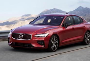 S60, novo sedã premium da Volvo   Divulgação