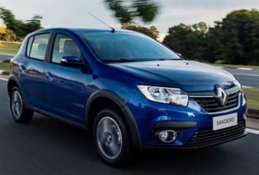 Renovação em três modelos da Renault   Divulgação