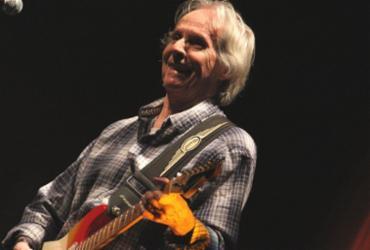 Beto Guedes se apresenta no Teatro Castro Alves | Divulgação