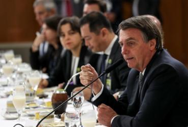 'Daqueles governadores de 'Paraíba', o pior é o do Maranhão', diz Bolsonaro | Marcos Correa | AFP