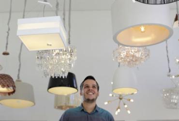 Lustres e pendentes vão além do toque final no projeto de decoração | Raul Spinassé | Ag. A TARDE