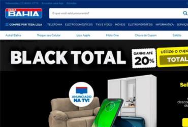 MP aciona Casas Bahia por vendas irregulares na internet | Reprodução | Internet
