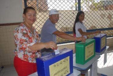 Candidados ao Colegiado Escolar se mobilizam para as eleições