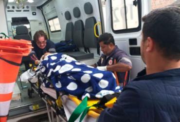 Criança é resgatada após cair em poço de 25 metros de profundidade | Divulgação | SSP