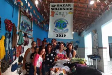 Estudantes de Elísio Medrado realizam campanha do agasalho