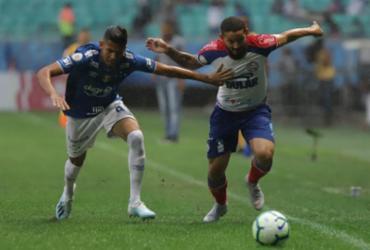 Veja imagens de Bahia x Cruzeiro |