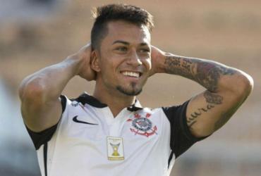 Bahia comete gafe e anuncia Lucca antes de ser regularizado | Reprodução | Ag. Corinthians