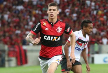 Bahia anuncia a contratação de volante do Flamengo | Gilvan de Souza | Flamengo