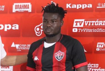 Apresentado, Caicedo já pensa em atuar no sábado | Maurícia da Matta | EC Vitória