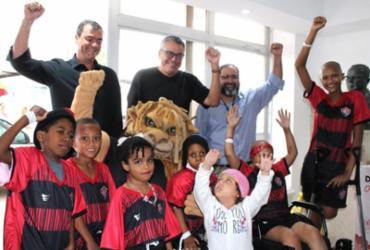 Vitória renova parceria com Hospital Martagão Gesteira | Divulgação | Martagão Gesteira