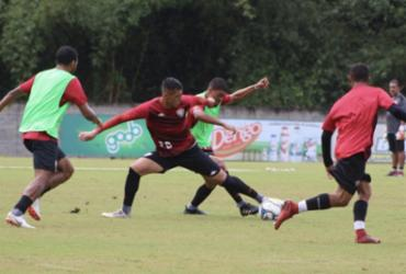 Vitória se reapresenta e foca no duelo contra Ponte Preta | Divulgação | EC Vitória