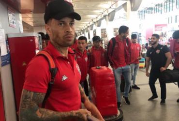 Após treino na Toca, Vitória viaja para encarar o Figueirense | Divulgação | EC Vitória