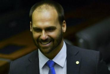 Para Bolsonaro, indicação do filho a embaixada é legalmente viável | Marcelo Camargo l Agência Brasil