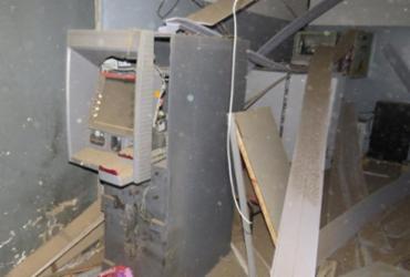 Suspeitos de explodir bancos morrem em confronto com a polícia | Reprodução | Jucurunet