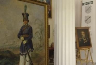 Exposição no Instituto Histórico homenageia personagens do 2 de Julho   Divulgação I IGHB