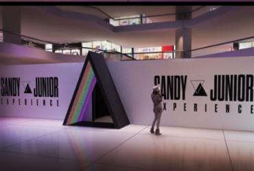 """Exposição """"Sandy e Junior Experience"""" chega a Salvador   Divulgação"""