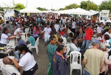 Dias D'Ávila recebe 18ª Feira Cidadã