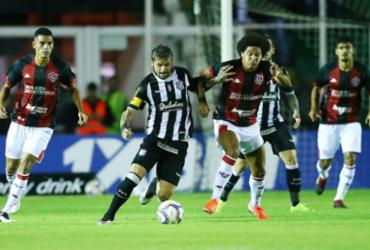 Vitória arranca empate com Figueira, mas perde chance de sair do Z-4 | Cristiano Andujar l Futura Press l Estadão Conteúdo