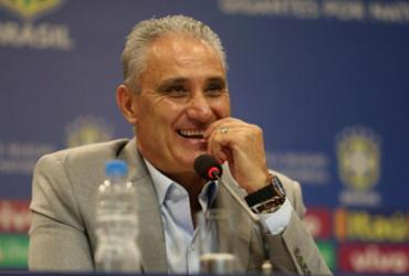 Tite convoca seleção brasileira para amistosos com três novidades | Lucas Figueiredo | CBF | Divulgação