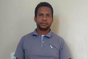 Homem é preso após agredir a mãe idosa em Pirajá | Divulgação | Polícia Civil