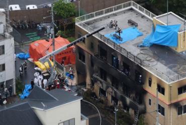 Sobe para 33 o número de mortos em incêndio em estúdio de animação do Japão |