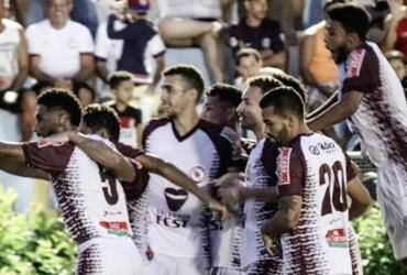 Jacuipense conhece adversário na semifinal da Série D | Divulgação | Jacuipense