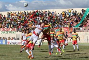 Série D: Juazeirense vence em casa e Jacuipense arranca empate | Divulgação | Juazeirense