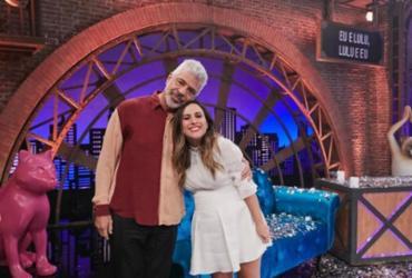 Grávida, Tatá Werneck leva mãe ao 'Lady Night' e se emociona com Lulu Santos | Reprodução | Instagram