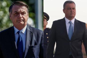 Bolsonaro e Rui, a paternidade do aeroporto de Conquista em pauta | Michel Schincariol | AFP e Raphael Müller | Ag. A TARDE