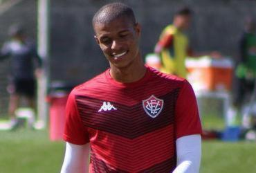 Com Lucas Cândido, Vitória está pronto para pegar o Criciúma | Divulgação l EC Vitória